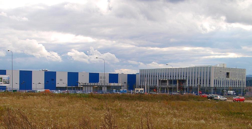 MANDO – Podłączenie dwóch linii produkcyjnych CAAA1 & CARA3
