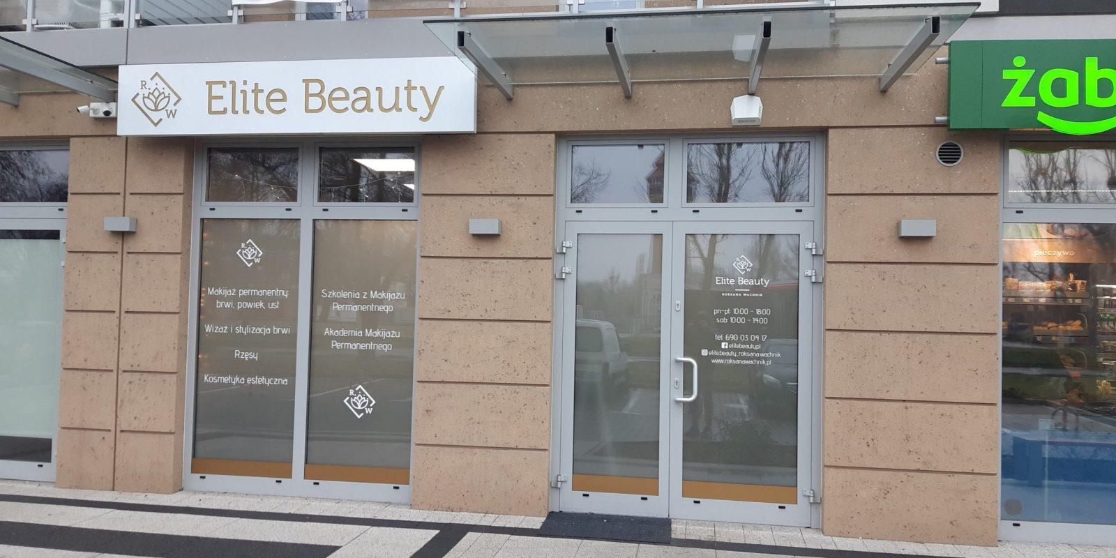 Adaptacja lokalu na potrzeby salonu kosmetycznego