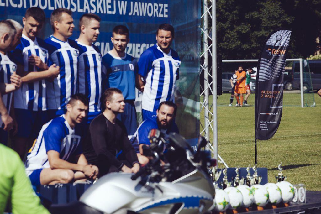 IV Charytatywny Turniej Piłki Nożnej Policji Dolnośląskiej