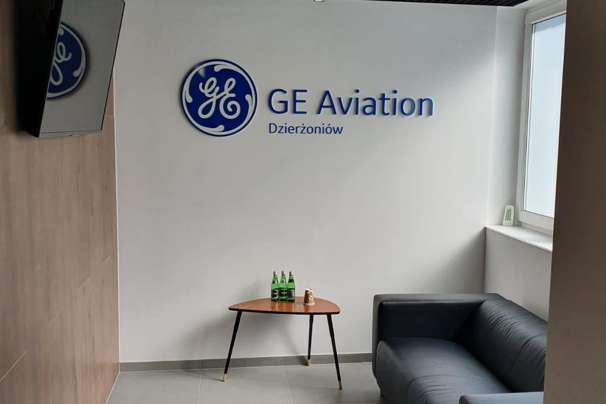 Remont pomieszczeń socjalnych   GE Aviation Dzierżoniów