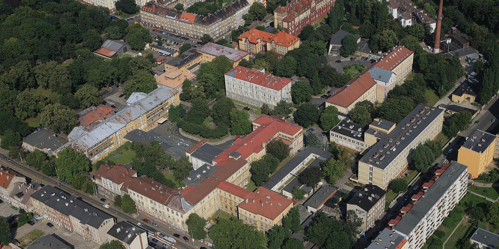 Adaptacja Pomieszczeń Pod Montaż Kardioangiografu Azurion 7 C12 w budynku W na terenie SPSK2 w Szczecinie